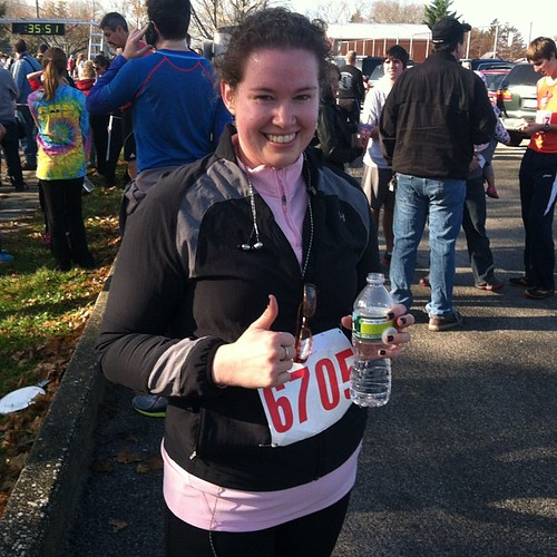 Ran the pretty hilly 5K in 31:25, considering I haven't run since May I'd say that's pretty good.