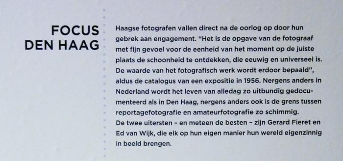 Nergens anders in Nederland wordt het leven van alledag zo uitbundig gedocumenteerd als in Den Haag