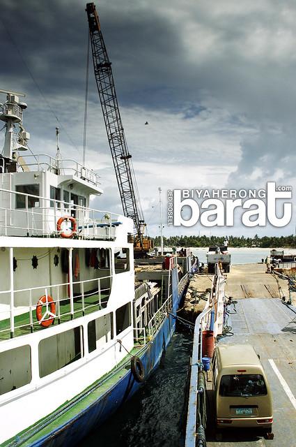Bantayan Island Port Pier Sta. Fe