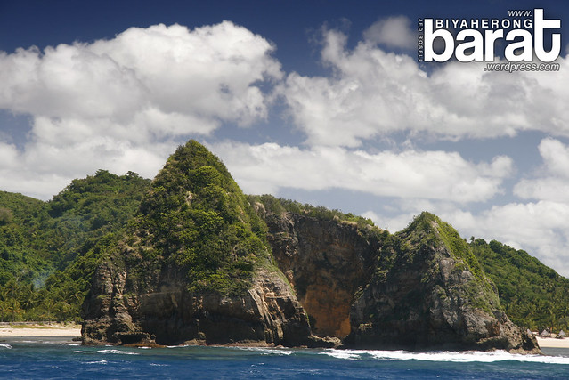 Rock formations in Catanduanes Bicol