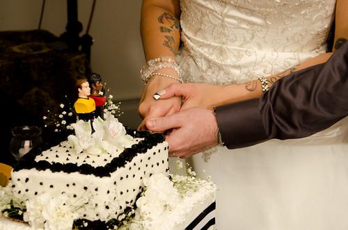 Star Trek cake Toppers