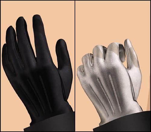 Baiastice Gloves | Closeup