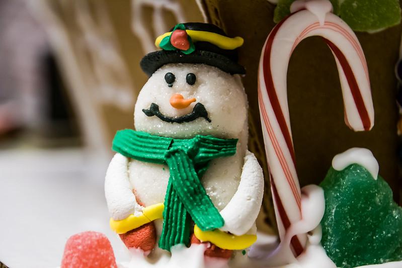 Sugar Snowman