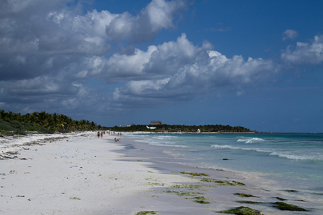 Playa Kantenah del Palladium