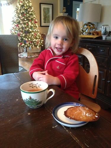 tea and madeleine's by telfandrea