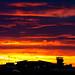 Sunrise | Leeds Bradford Airport - 30th October 2012