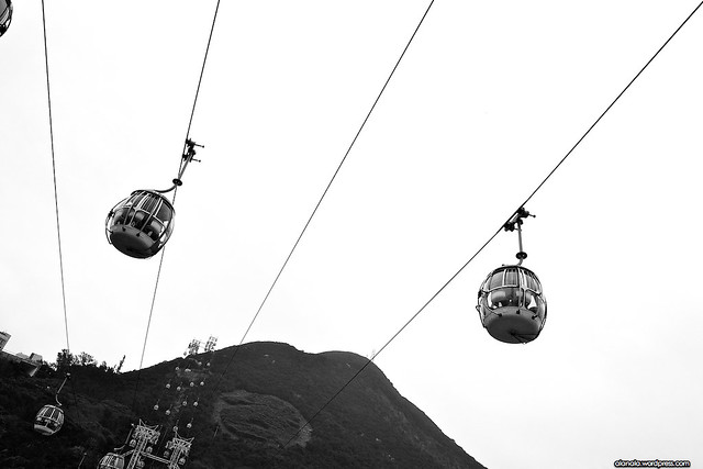 Cable Cars - Ocean Park