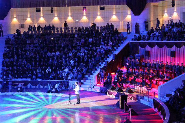 Singer Sufi music