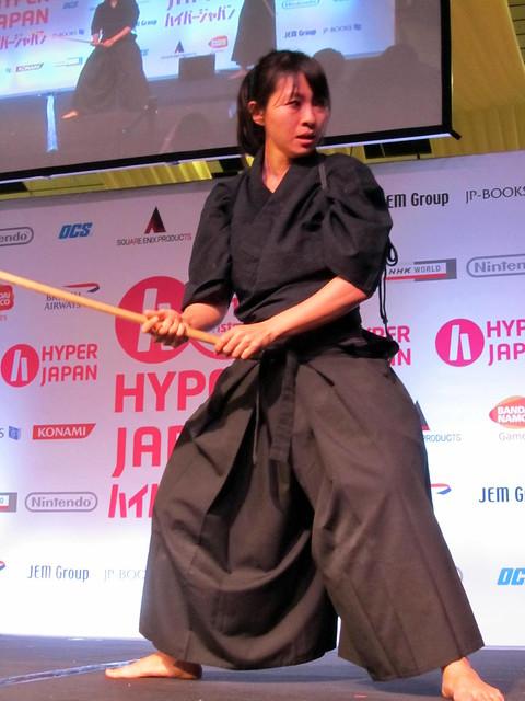 Samurai Sword Artists KAMUI
