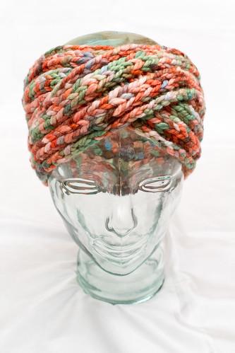 Chunky Turban Headband