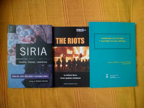Los libros de diciembre (2012)