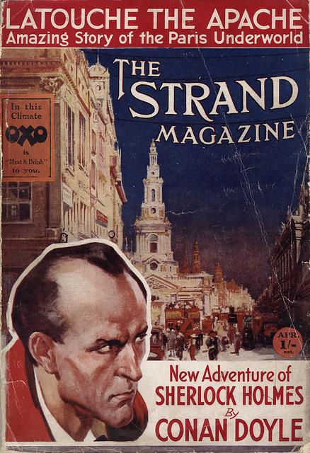 The Strand Magazine, vol. 73, April 1927