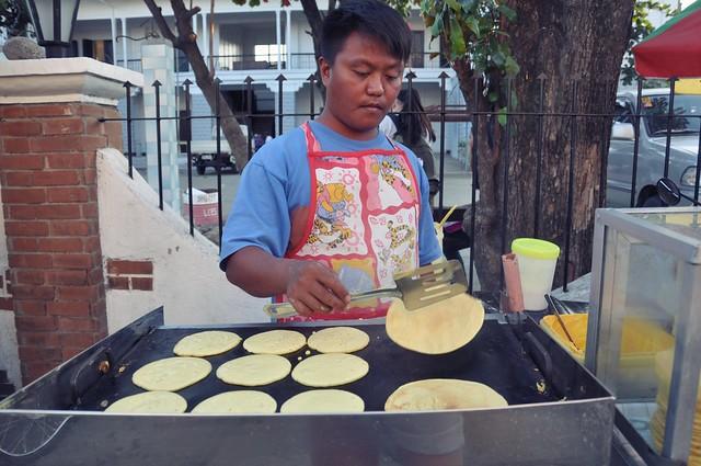Hotcake Vendor