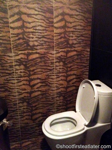 Kichitora's bathroom