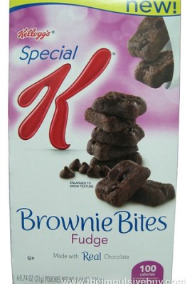 Special K Fudge Brownie Bites