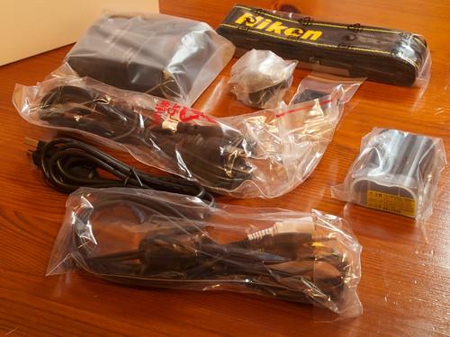 Nikon D7000 Accessories