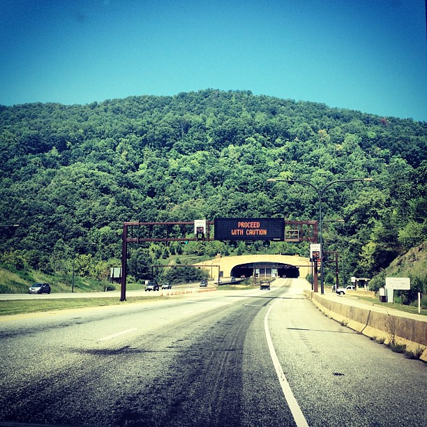 #tunnel #tennessee #kentucky