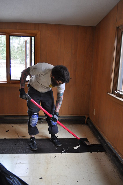 Rich Scraping Tile