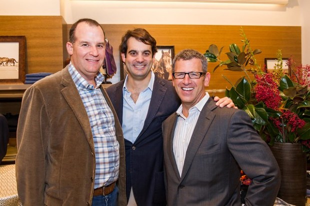 Kevin Chessen, Brian Wilsey, Jeff Oster