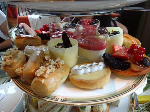 English Afternoon Tea @ Four Seasons London