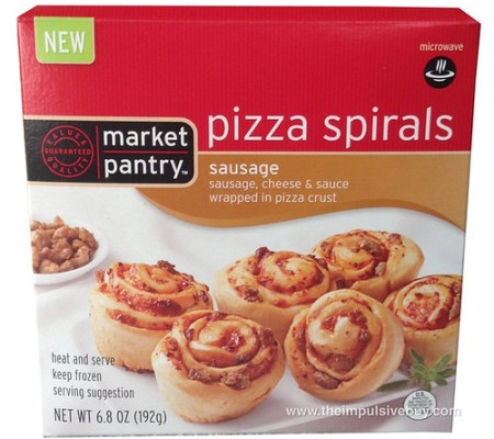 Market Pantry Pizza Spirals