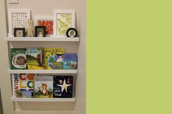 Gwen's Bookshelf