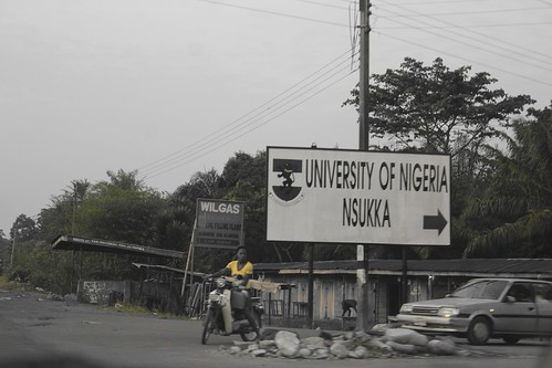 University of Nigeria Nsukka by Jujufilms