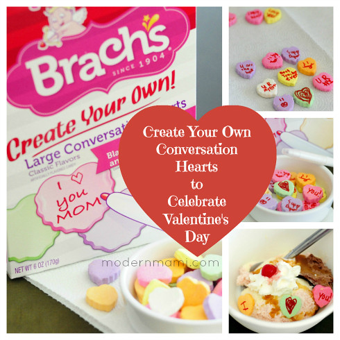 Celebrate Valentine's Day with Create Your Own Conversation Hearts