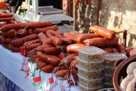 Feria de matanzas Sineu 2012