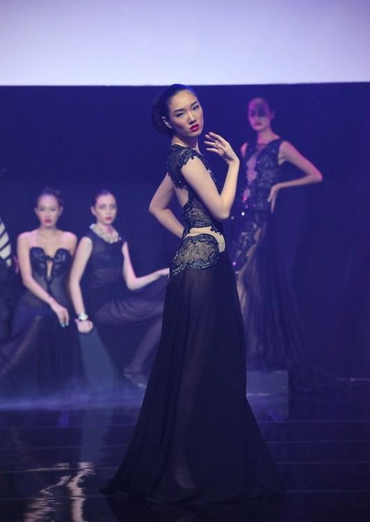 Jessica Yang in Francis Libiran