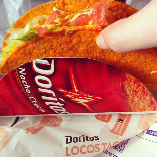 Doritos Taco. It's on.