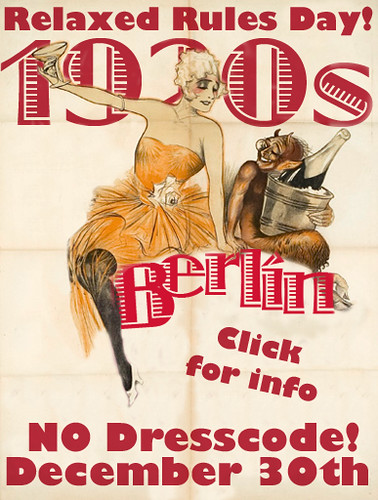 RRD poster by 1920s Berlin Project