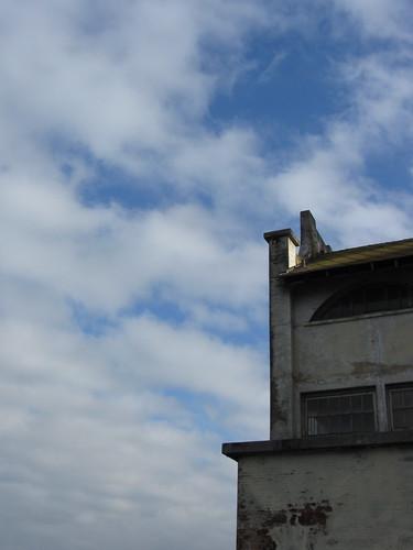 on alcatraz island