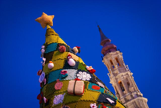 Vistiendo la Navidad