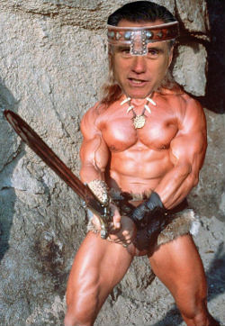 Romney the Destroyer