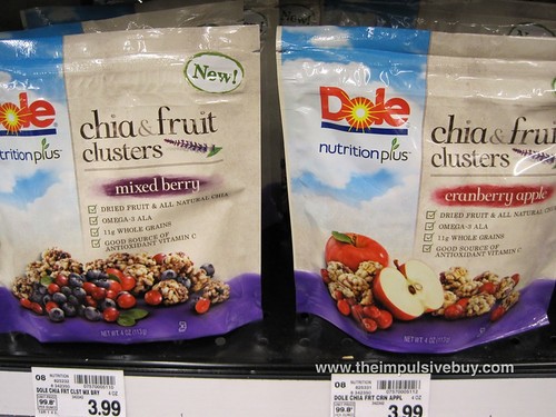 Dole Chia Clusters