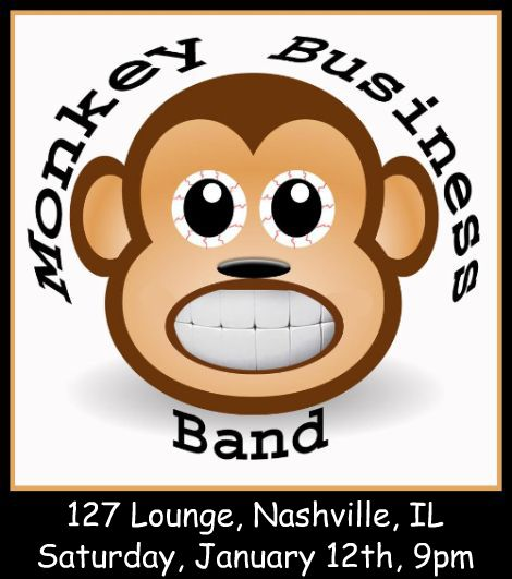 Monkey Business 1-12-13