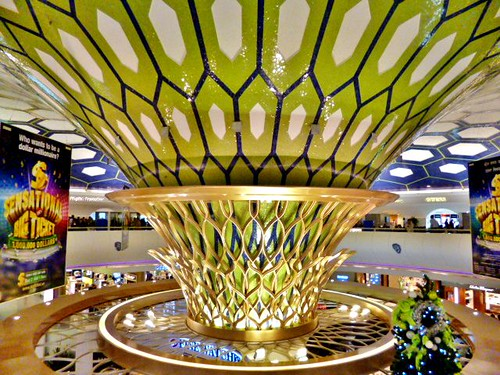 General Views of Abu Dhabi Int'l Airport - Interior by Angela Seager