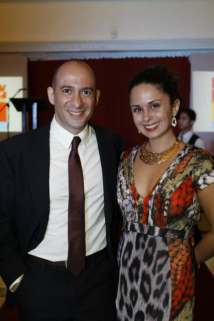 MBKRS Awards organizers Elian Habayeb and Ines Cabarrus
