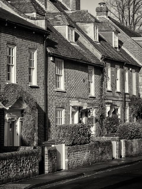 Chichester side street