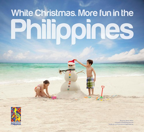 White Christmas... more fun in the Philippines
