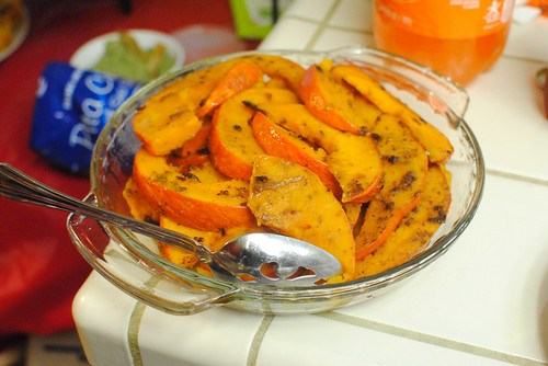 curried curry squash