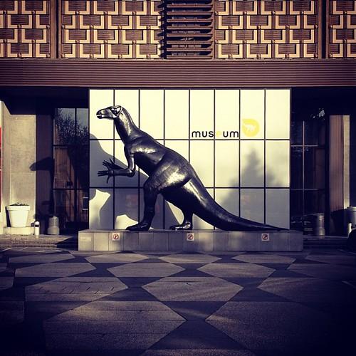 Dinomuseum #brussels #dino