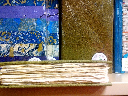 In search of a new art journal