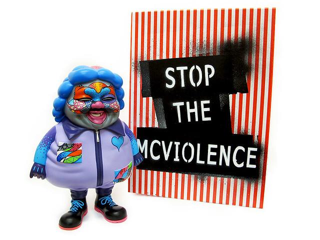 Stop the Mcviolence