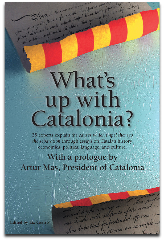 What's up with Catalonia? (front cover)
