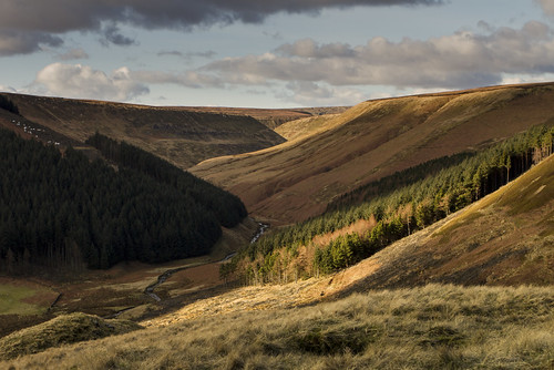 Into the heart of Bleaklow