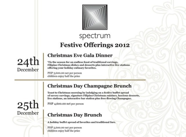 FA2_SPECTRUM Festive Offerings '12