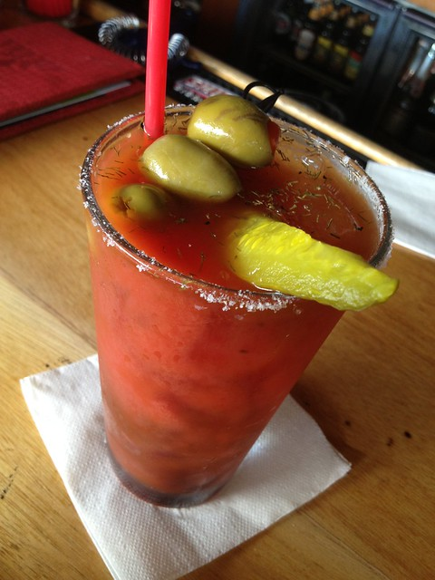 Bloody mary - Hula's Bar & Lei Stand
