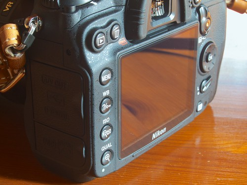 Kenko LCD Guard Film for Nikon D7000